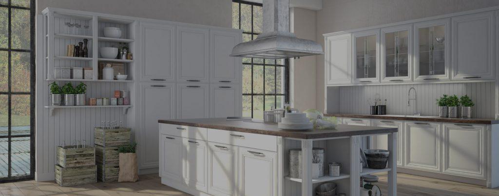 Czy biała kuchnia to dobry wybór?
